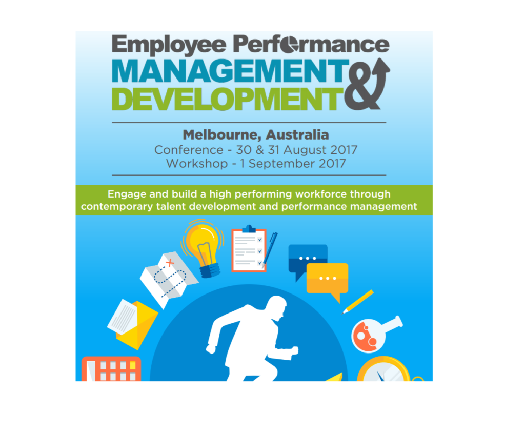 The Employee Performance Management and Development Conference – a